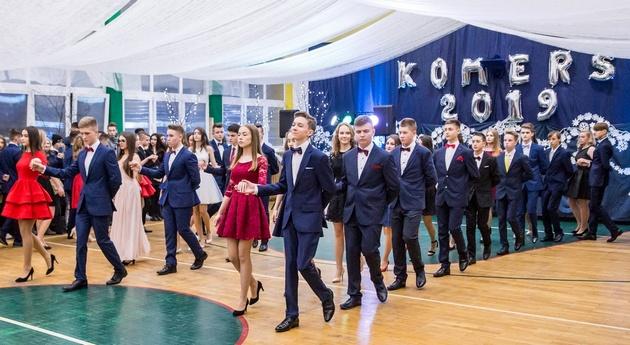 e1637f5043 Komers uczniów trzecich klas Gimnazjum nr 1 w Tarnobrzegu ...