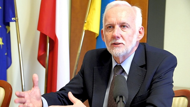 prezydent Dariusz Bożek