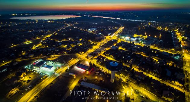tarnobrzeg-grzyb-noc-dron