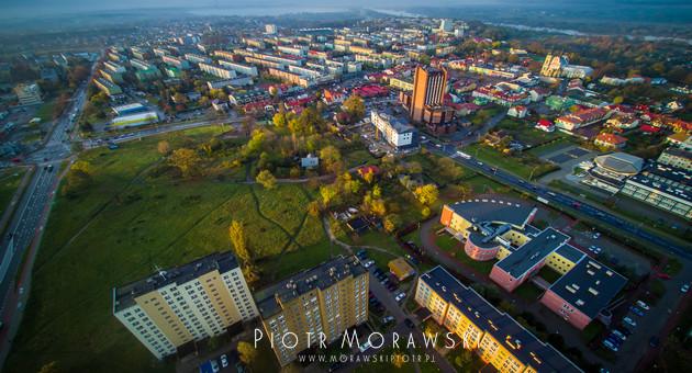 tarnobrzeg-osiedle-centrum-dron
