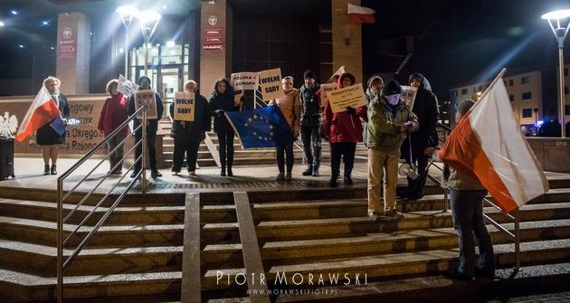 kod-protest-w-wobronie-sadow-tarnobrzeg