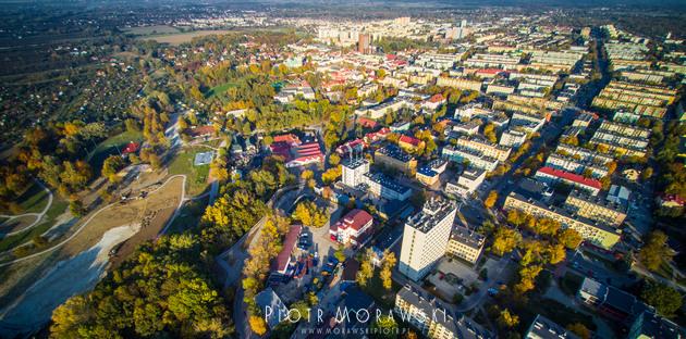 wodociagi-dron-tarnobrzeg-jesien