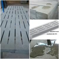 Ruszta Ruszty betonowe dla trzody.Tucznikowe. HSR. Producent