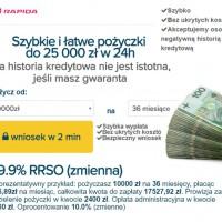 Masz zadłużenie w BIK, KRD - zobacz ofertę Rapida Money